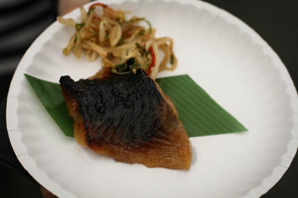 03 - Nobu Next Door - Black Miso Cod