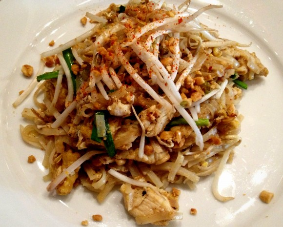 Ngam - authentic old school pad thai