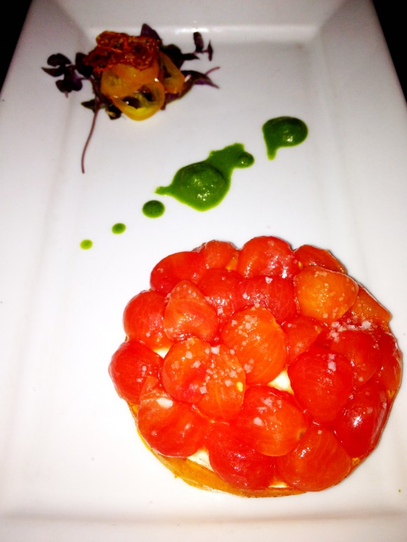 dirt candy - tomato