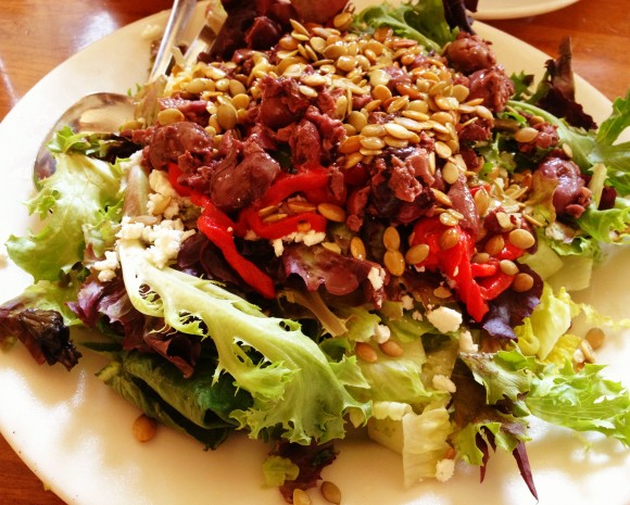 Baba Louie - Phoebe's Greek Salad