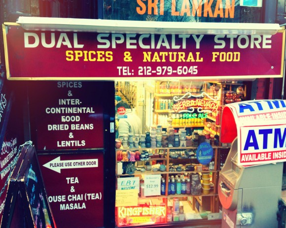 dual specialty store - storefront