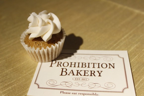 good spirits - prohibition cupcake 2