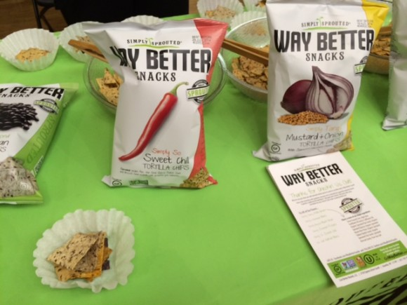 nycveg - way better snacks