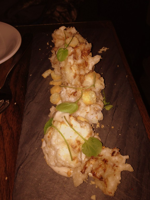 bar bolonat - cauliflower