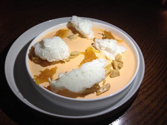 box kite - thai iced tea panna cota