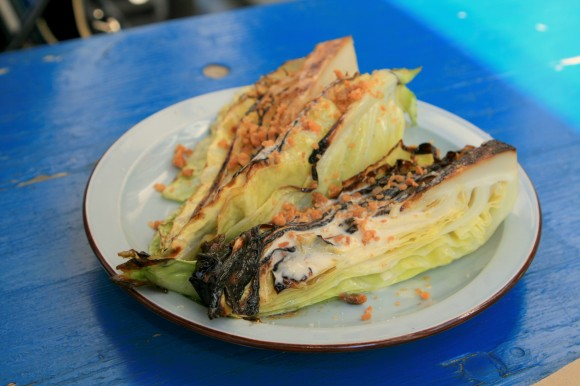 manfreds - grilled cabbage