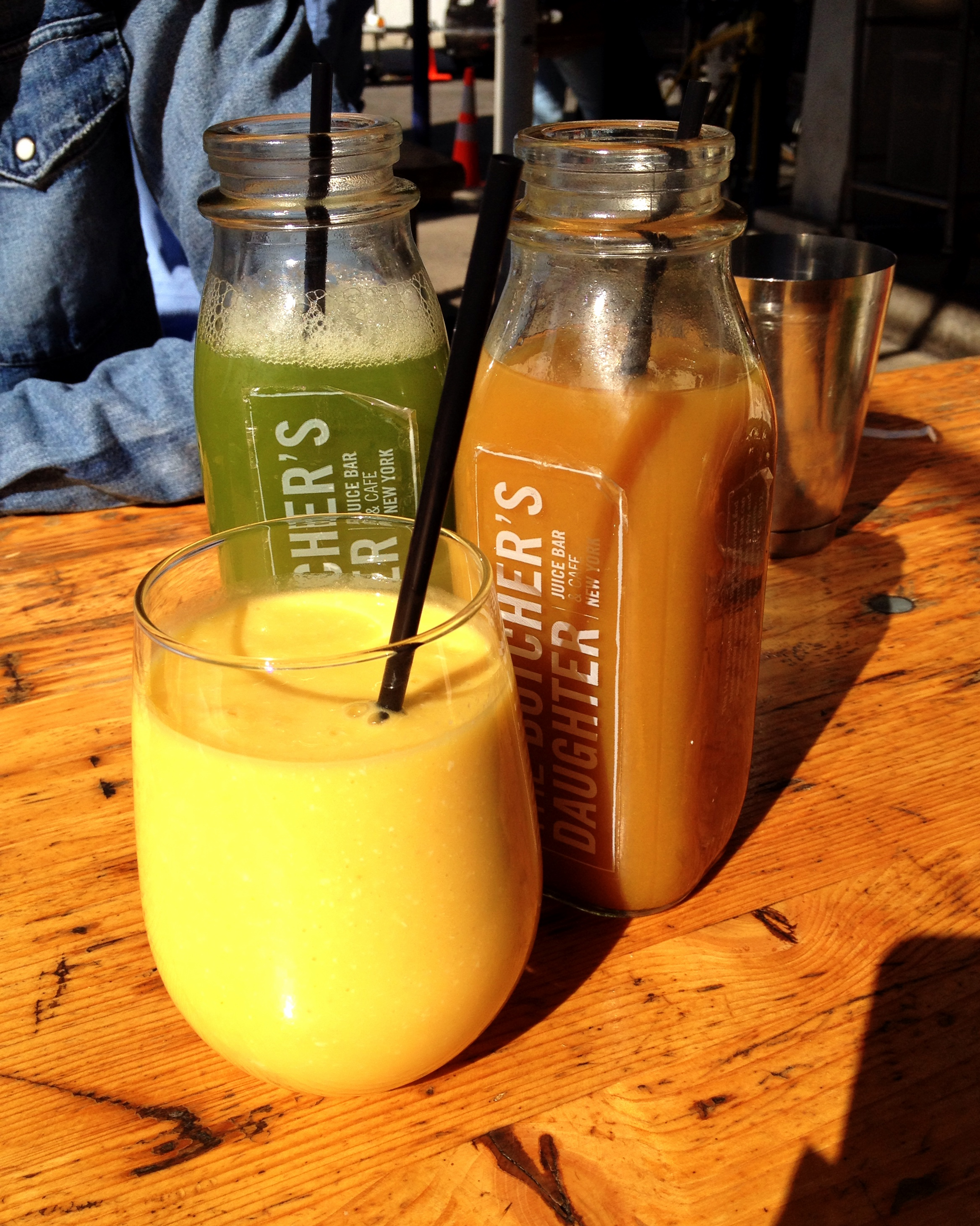 Juice cleanse gab and gobble butchers daughter juices malvernweather Image collections