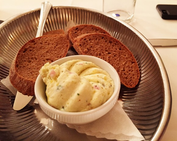ottenthal - bread and sour cream potatoes
