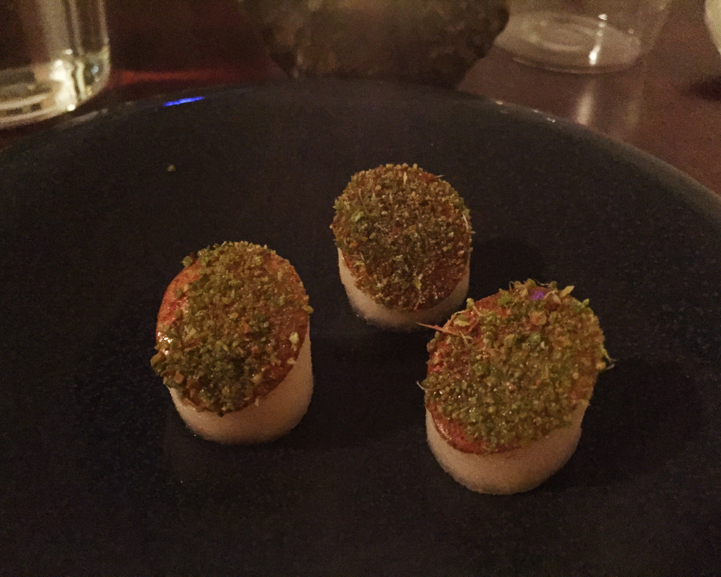 Take root is michelin worthy gab and gobble for Fish whose eggs are used for caviar