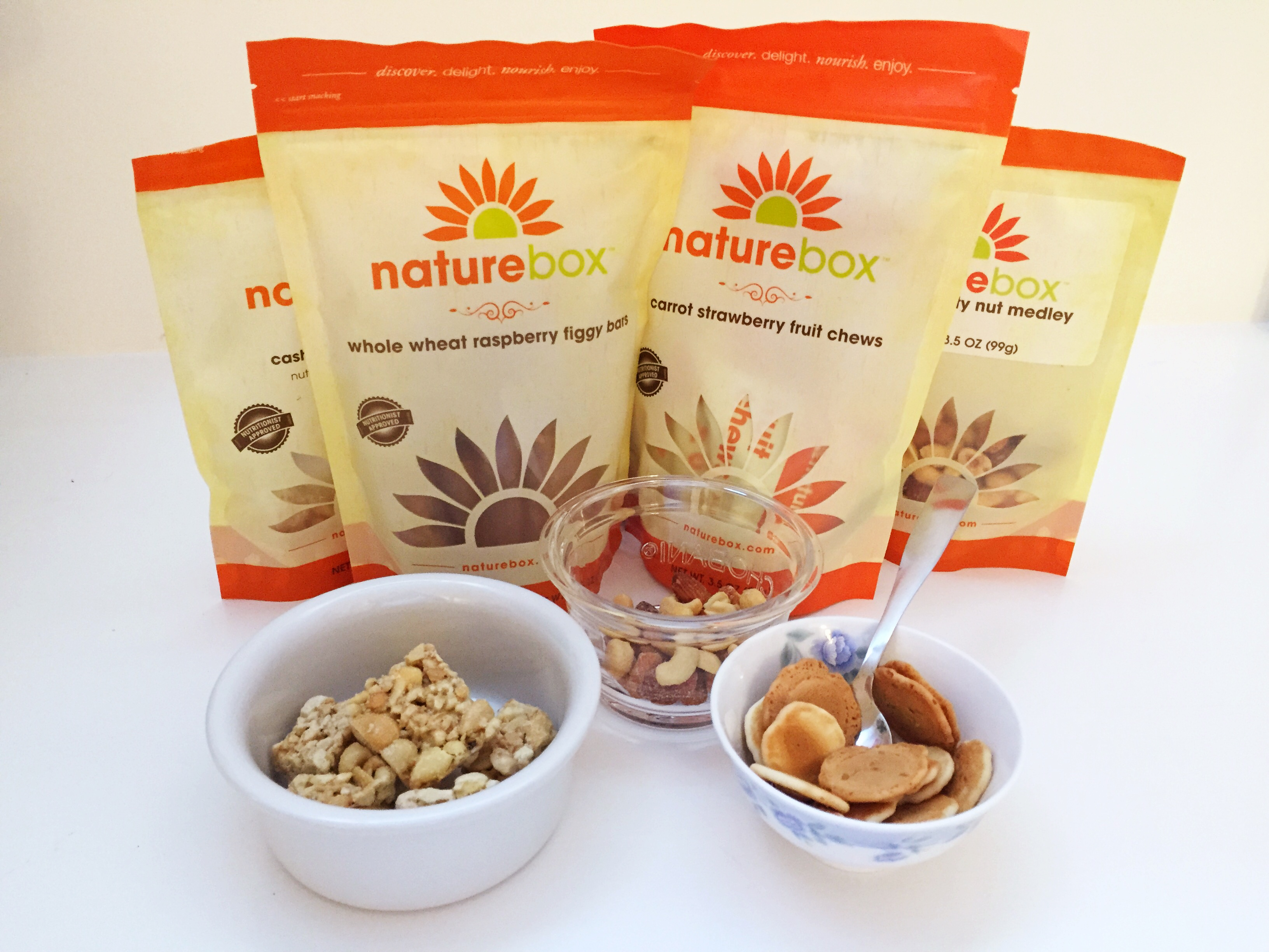 naturebox delivery snack snacks healthy service nature box gobble