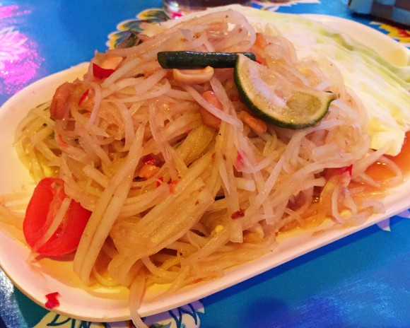 papaya pok pok salad