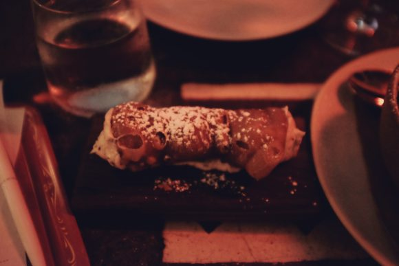 grandmother's cannoli