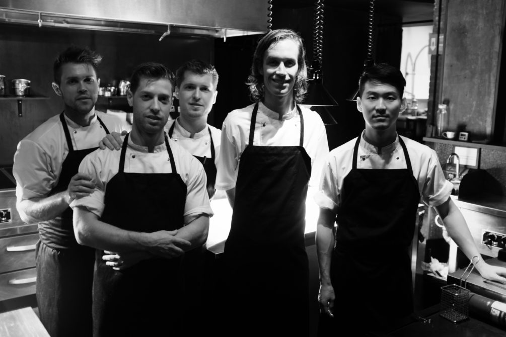 chef berselius and staff
