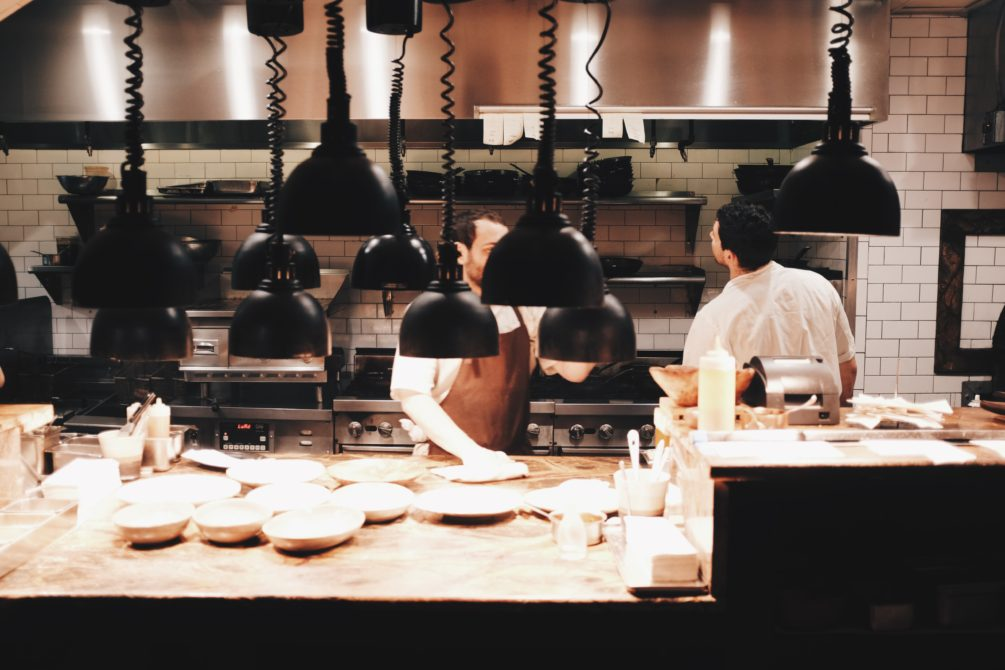 the kitchen at husk
